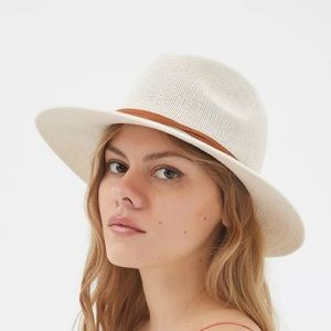 Urban Outfitters Ellie Woven Panama Hat